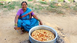 New Year 2019 Happy Cake By My Grandma || Desi Kitchen