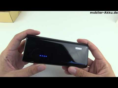 Anker Astro E5 16000 mAh - Test / Review / Unboxing