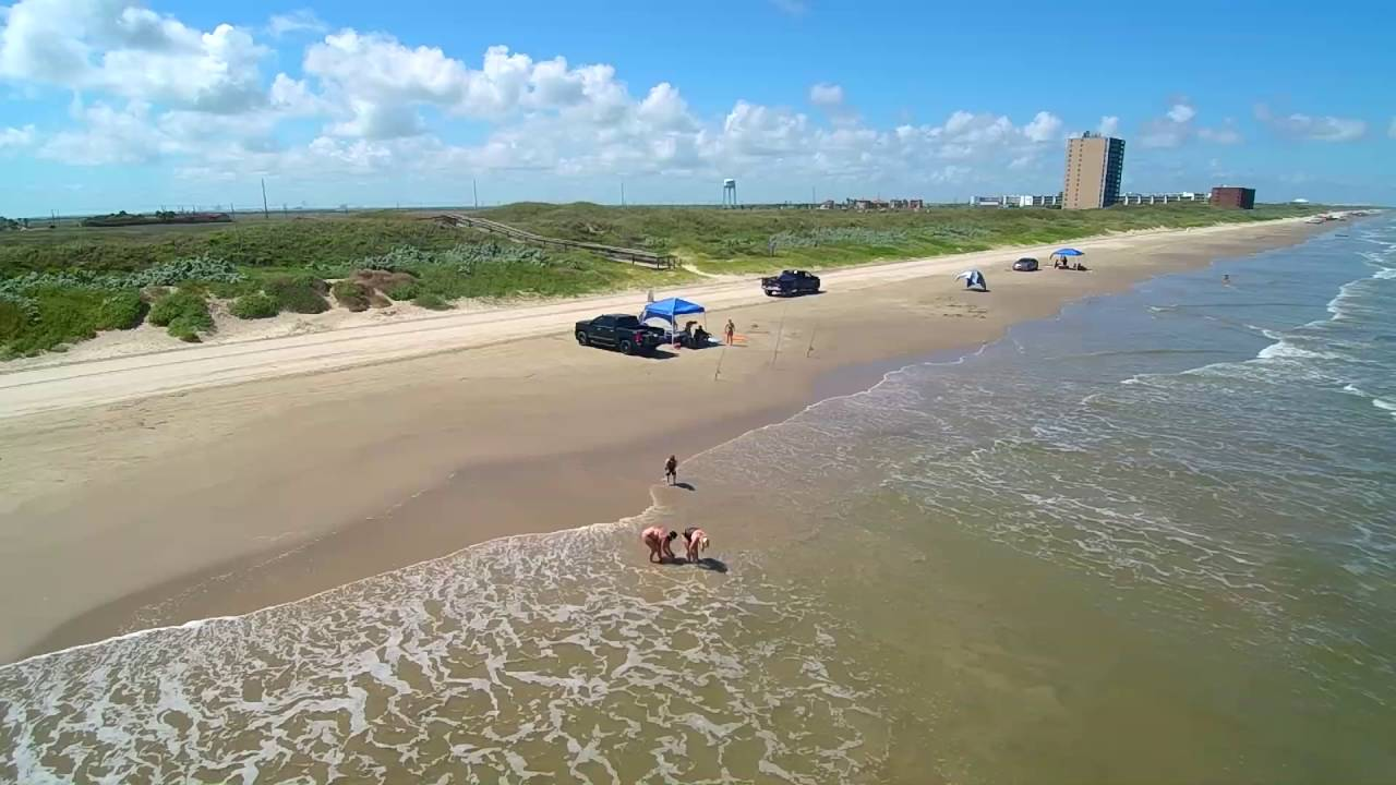 Q500 Port Aransas Beach Trip 6 2016