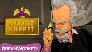 Bankrupt Tooth Fairy | JUDGE PUPPET