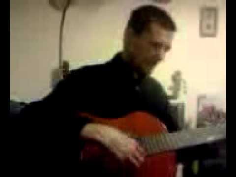 """Stephen Higham.aka """"The Sleeper"""".'SONG FOR NADINE'"""