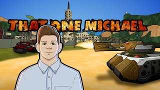 that_one_michael Channel Art | Tanki Online Speedart #3