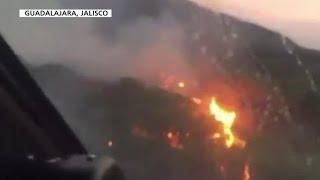 Decretan contingencia ambiental en Zona la Metropolitana Guadalajara Jalisco Video
