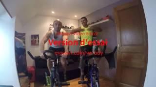 Grosse séance biking