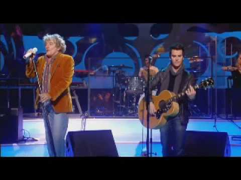 rod stewart and the stereophonics  handbags and gladrags