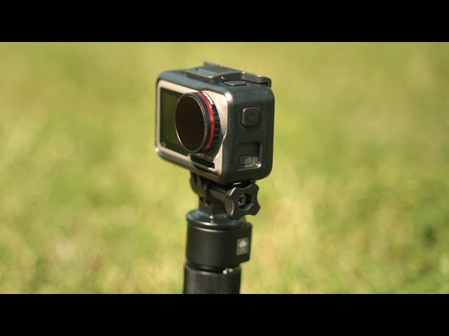 Can the DJI Osmo Action Take CINEMATIC Footage? [4K]