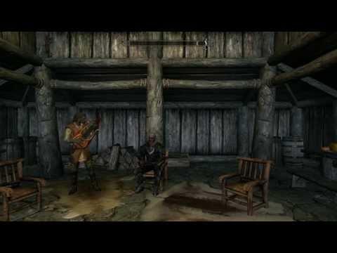 Излечение от вампиризма за 5 мин Skyrim