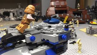 Squad Z- Lego Star Wars Stop Motion