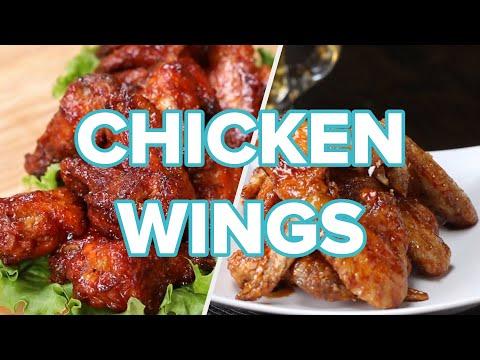 5 Best Chicken Wings Recipe • Tasty