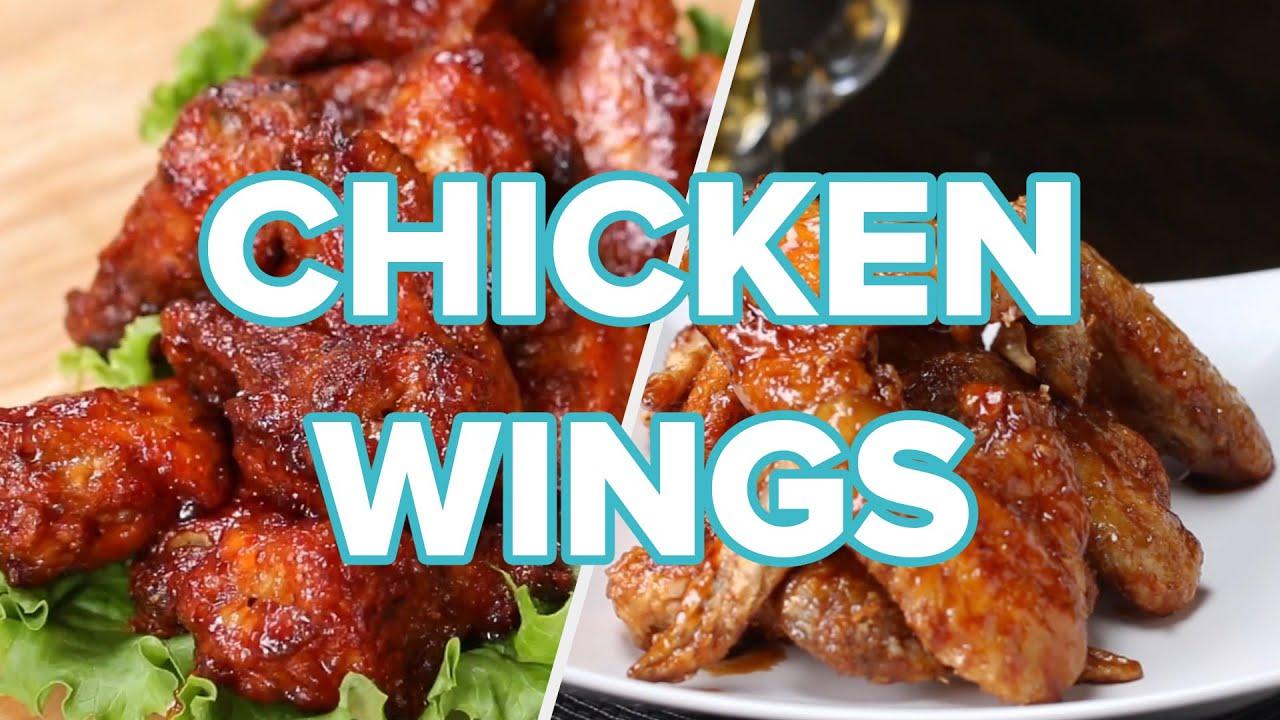 Best Chicken Wing Recipe Ever