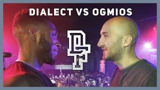 DIALECT VS OGMIOS   Don't Flop Rap Battle