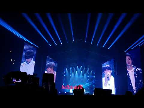 181003 (The Truth Untold) BTS 'LOVE YOURSELF TOUR CHICAGO' Day 2