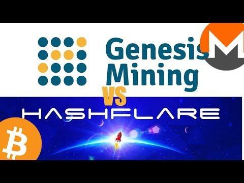 Genesis Mining Monero (2 Years) vs Hashflare Bitcoin (1 Year) Contract   Which Is More Profitable?