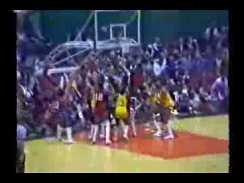 Neptune vs. Camden 1981 NJ State Group 4 basketball semi-finals