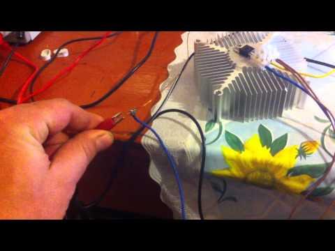 Супер качер -1 транзистор.