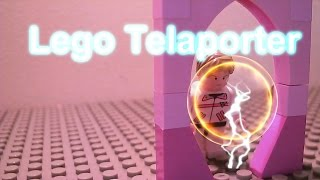 Lego Short: Telaporter [Stopmotion]