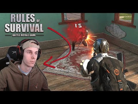 Guess Who's Back! (Rules Of Survival)