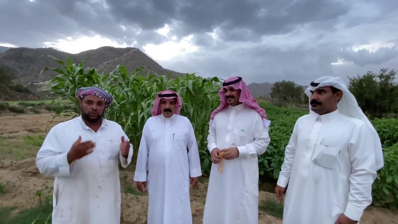 زيارة رجل الأعمال فواز بن خضر المالكي والشاعر زعكان بن عيضه بن طوير المالكي