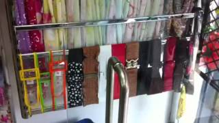 Exhibición de mercancía Fashionsite
