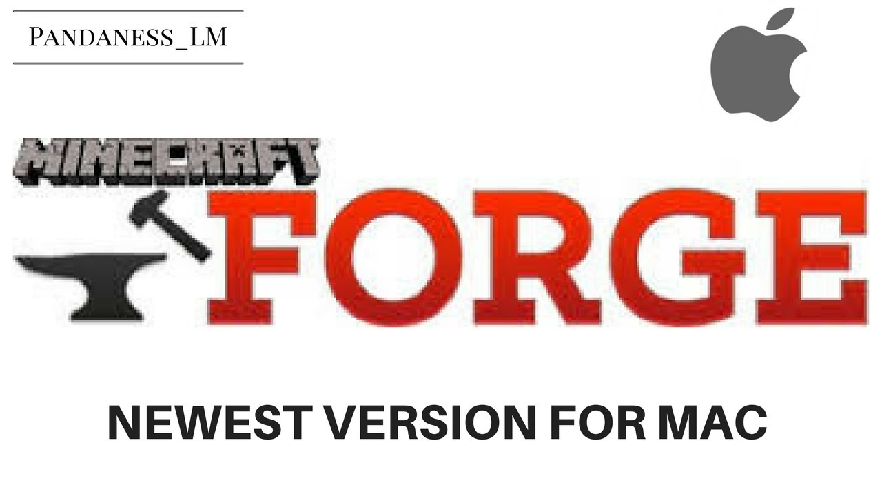 Minecraft Forge Download Mac