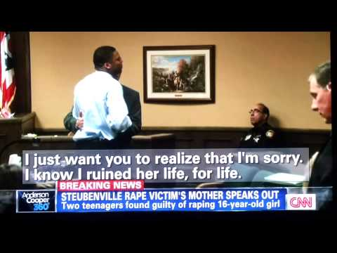 Steubenville High School rape case on CNN Interview with Sheriff Fred Abdalla 3.18.13