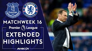 Everton v. Chelsea | PREMIER LEAGUE HIGHLIGHTS | 12/07/19 | NBC Sports