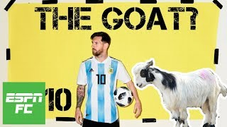 Episode 10: Who is the GOAT -- Messi, Pele, Ronaldo, Maradona? | Project: Russia | ESPN FC