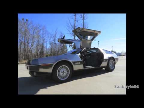 DeLorean Car Company to Resume Production for 1st Time Since 1982