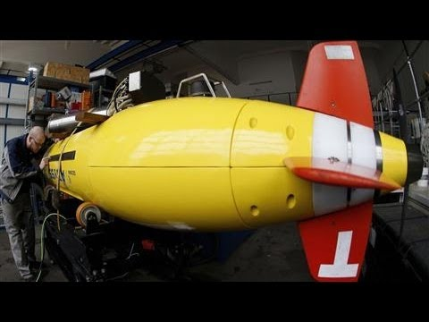 The Underwater Search for Flight 370