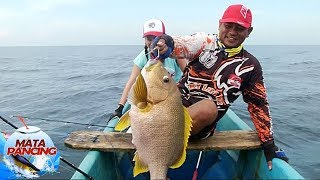 Download lagu Pancingan Pertama langsung Mendapatkan kakap Kuning yg Cantik Abiiss - Mata Pancing (13/1)