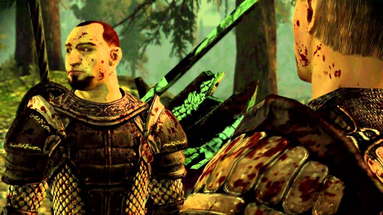 Dragon Age Origins Act 1 Prologue The Story Of Elora Part 9