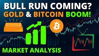 BULL RUN? Stock Market Technical Analysis S\u0026P 500 TA   SPY TA   QQQ TA   DIA TA   SP500 TODAY   BTC