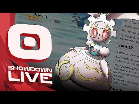 Pheromosa Suspect Laddering #1 - Pokemon Sun and Moon! Showdown Live!