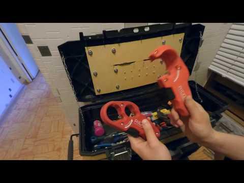 Мой сантехнический инструмент. Какой инструмент нужен сантехнику.
