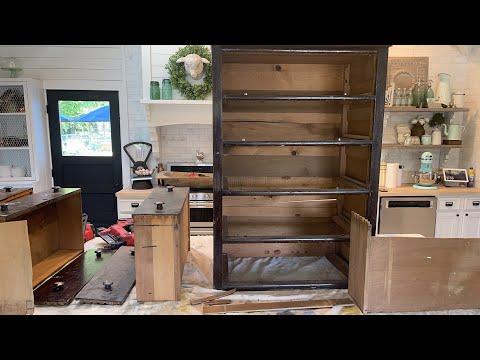 Floral Decoupage Paper   Furniture Repair   Dresser Drawer Repair WNW