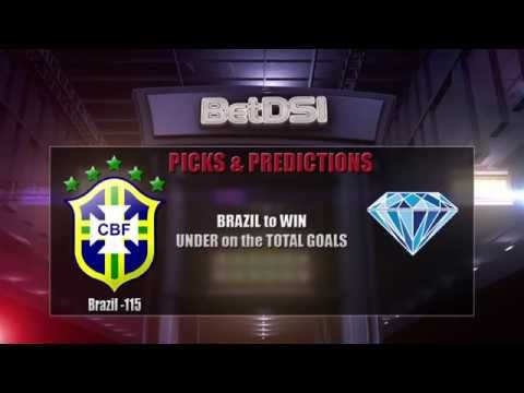 Brazil vs Colombia World Cup Odds and Betting Predictions