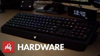 Pořádný test mechanické klávesnice RAZER BLACKWIDOW - Hardware