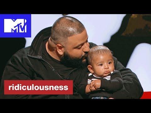 "'DJ Khaled Is ""Grateful"" for Asahd' Official Clip   Ridiculousness Fridays   MTV"