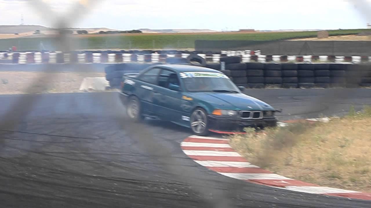 Circuito Fk1 : Driftspain circuito fk1 2012 bmw 325i youtube
