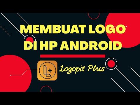 cara membuat logo online gratis dengan canva.