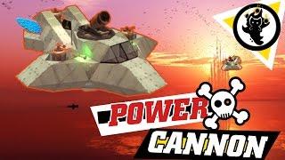 POWER CANNON | Steamcraft #3 |
