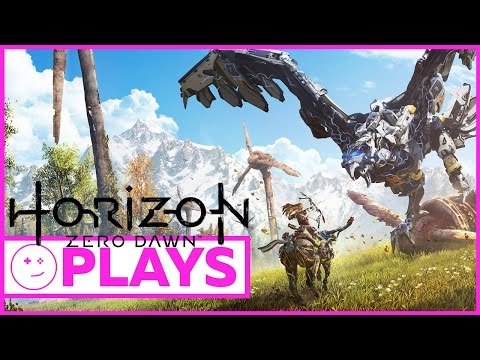 Let's Play Horizon Zero Dawn - Kinda Funny Plays