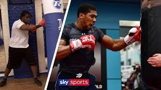 The next Anthony Joshua?! | Meet the amateurs who are following in his footsteps at Finchley ABC