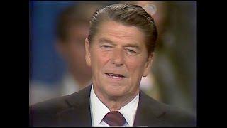 Ronald Reagan addresses 1976 Republican convention