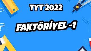 Faktöriyel -1  TYT Matematik 2021 hedefekoş