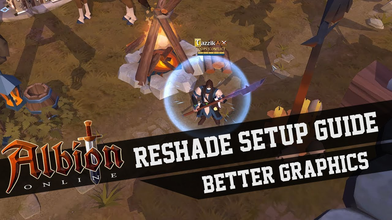 Albion Online Problems 100x better graphics - albion online - reshade guide & settings in under 3  minutes