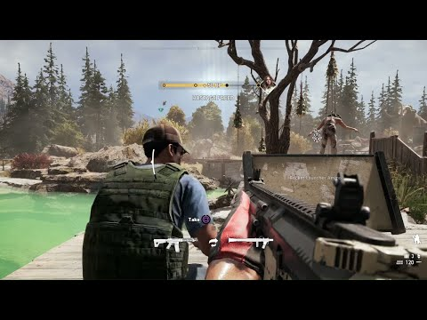 Far Cry 5 Doctor's orders