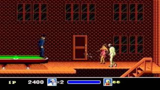 Michael Jackson Moonwalker Gameplay SEGA HD