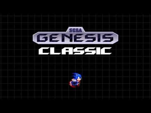 Sega Genesis Classic Splashcreen for Retropie thumbnail