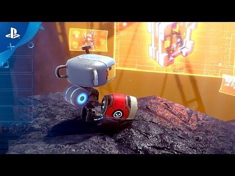 Tinertia - Gameplay Trailer | PS4